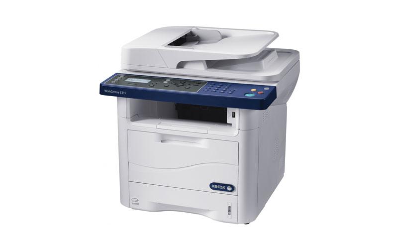 Xerox Workcenter 3315