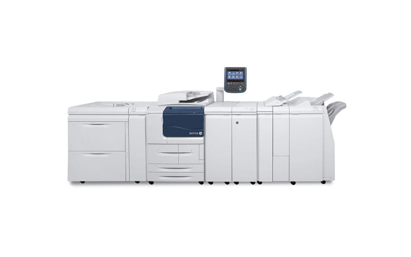D136 -kopiokone – tulostin