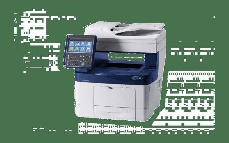 Xerox WorkCenter 3655i