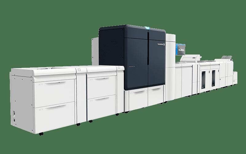 Produksjons- og digitale trykkpresser