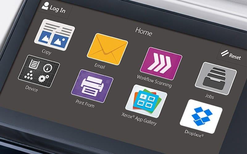 Technologie Xerox ConnectKey