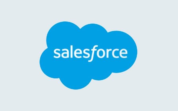 Etichetta Salesforce